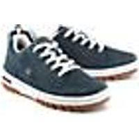 Caterpillar, Sneaker Decade in blau, Schnürschuhe für Herren
