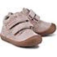 Clic, Klett-Lauflernschuh in rosa, Krabbel- und Lauflernschuhe für Mädchen