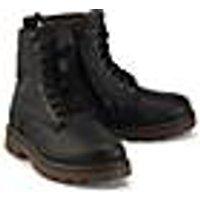 Schnür-Boots von Clic in schwarz für Mädchen. Gr. 34,36