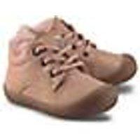 Clic, Winter-Lauflerner in rosa, Krabbel- und Lauflernschuhe für Mädchen