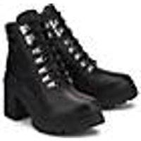 Curiosité, Plateau-Stiefelette in schwarz, Stiefeletten für Damen
