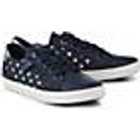 Sneaker J Gisli G. C von Geox in blau für Mädchen. Gr. 28,29,30,31,34,35,36