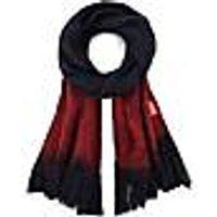 Schal Striped Blanket von Lotte Erfurt Hjorth in blau für Damen