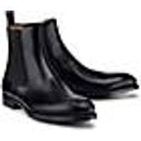 Chelsea Boots von Ludwig Görtz in schwarz für Herren. Gr. 41,42,43,44,45