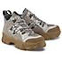 Sneaker Alma Galaxy von Meline in taupe für Damen. Gr. 36,38