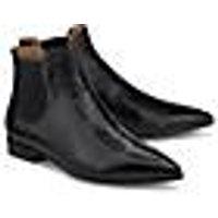 Chelsea-Boots Madalina von Pomme D´Or in schwarz für Damen. Gr. 37 1/2,39