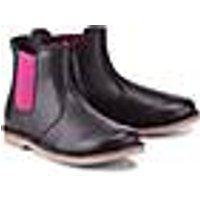 Skør, Chelsea-Boots in braun, Stiefel für Mädchen