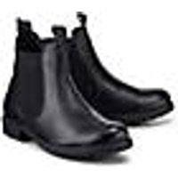 Skør, Chelsea-Boots in schwarz, Stiefel für Mädchen
