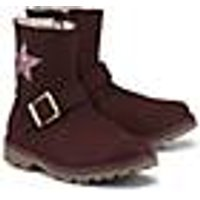 Skør, Mädchen-Stiefel in bordeaux, Stiefel für Mädchen