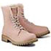 Skør, Schnür-Boots in rosa, Stiefel für Mädchen