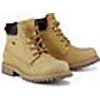 Skør, Winter-Boots in beige, Stiefel für Jungen