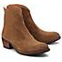 Boots Sayo von Thea Mika in braun für Damen. Gr. 38,39,41