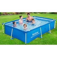 Bestway Pro Steel Frame Swimming Pool – 7ft, 8ft or 10ft