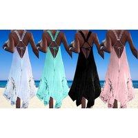 Image of Wraparound Beach Dress 12 Designs