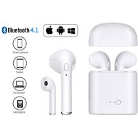 Apple & Android Compatible Wireless Earbuds with Optional Charging Dock – 2 Colours
