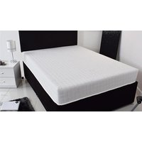 Semi Ortho Bonnell Spring Mattress - 6 Sizes