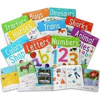 10 Educational Wipe Clean Books