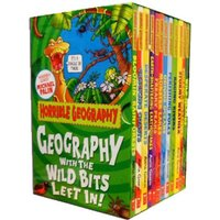 Horrible Geography 12-Book Collection