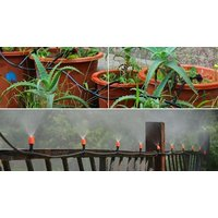 Drip Irrigation System With Timer