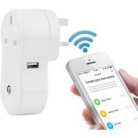 Wi-Fi Smart Plug Socket – 1, 2, 3 or 4