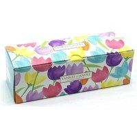 10 Yankee Candle Wax Melt Tarts + Floral Gift Box