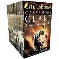 City of Bones Mortal Instruments - 6 Book Collection