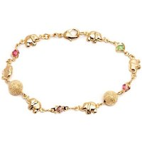 Image of Multi Coloured Anklet