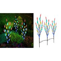 Solar Powered LED Leaf Branch Tree – 2 Colours