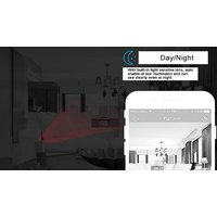 CCTV Camera With Smartphone Connectivity – Optional Micro SD Card