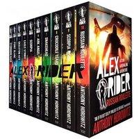 Alex Rider 10 Book Set