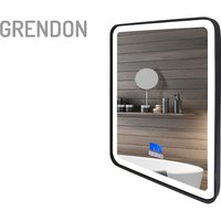 'Illuminated Led Mirror With Optional Demister, Magnifier Or Bluetooth Speaker - 5 Options