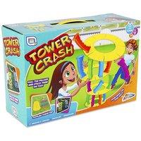 'Tower Crash' Stacking Challenge Game