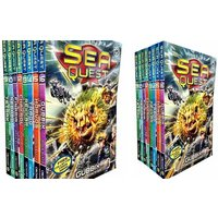 Sea Quest Series 3 and 4 Book Set