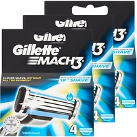'4, 8, 16 Or 32-pack Of Gillette Razor Blades - Mach 3, Venus Or Fusion 5