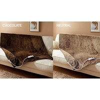 '5-setting Electric Heated Throw - 3 Colours