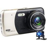 Imagem de 1080P HD Dual Lens Car Dash Cam