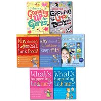 7-Book Collection of Usborne What
