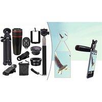 Imagem de 10 in 1 Smartphone Camera Lens Kit