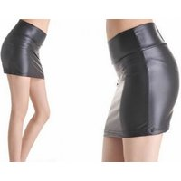 Image of Faux Leather Slim Leggings 1 or 2, 6 Sizes