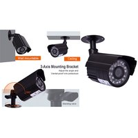 '4-channel Home Cctv Security System