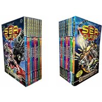 Sea Quest Series 1 and 2 Collection - 8 Books