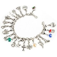 Build-A-Bracelet Jewellery Set Advent Calendar With 22 Charms
