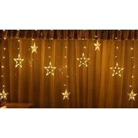 Magical Star Curtain LED Lights – 3 Colours