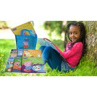 Peppa Pig 10 Book Collection with Carry Bag