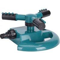 Three-Arm Rotary Water Sprinkler