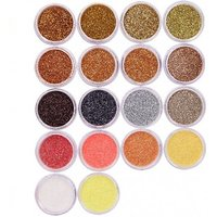 Image of 2 or 4 Glitter Eye Shadow Palettes 6 Designs
