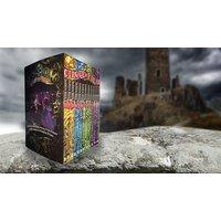 Cirque Du Freak Vampire Series 12-Book Collection