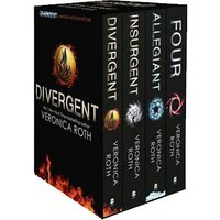 Veronica Roth Divergent 4-Book Collection