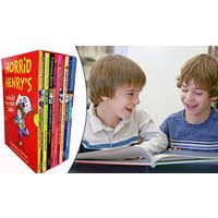 Horrid Henry Totally Terrible Tales 10 Book Collection