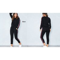 Women's Leisure Co-Ord Tracksuit – 5 Colours